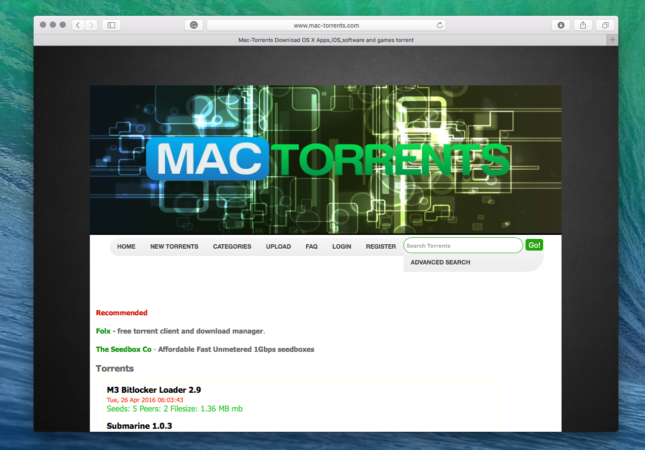 Mac-Torrents