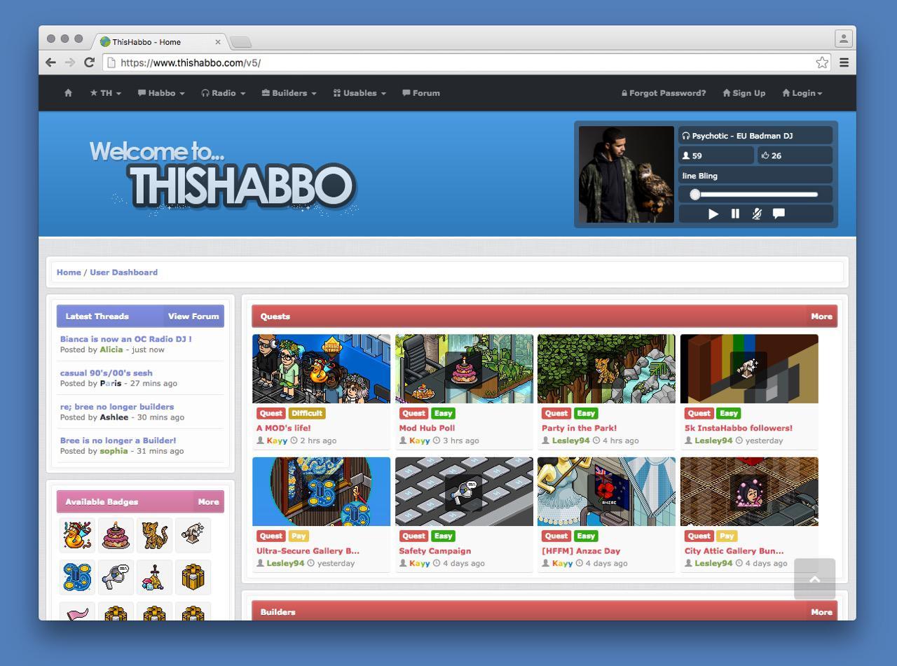 ThisHabbo Forum